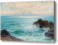 Картина Морской пейзаж