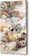 Картина Природа.Чжан Чэн