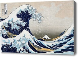 Картина Hokusai-3-1