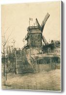 Картина Мулен де ла Галетт