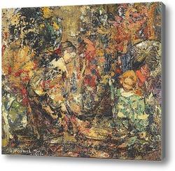Картина Картина Хорнела Эдварда