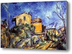 Картина Cezanne005