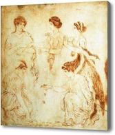 Картина Античная живопись
