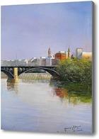 Купить картину Мост в Севилье
