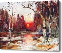 Картина Картина Клевер Юлия