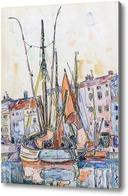 Картина Порт Ла-Рошель