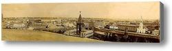 Купить картину Панорама старой Москвы