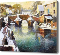 Картина Мост в Кемперле