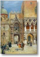 Картина Дворец Дожей.Венеция