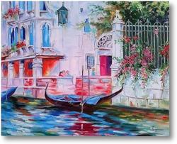 Купить картину Утро в Венеции