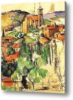 Картина Cezanne024