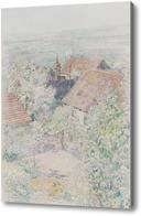 Картина Вид с башней