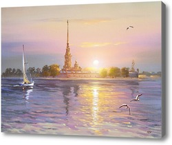 Картина Парус