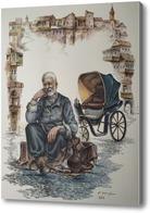 Картина Последний фаэтонщик