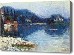 Картина Озеро Кохель