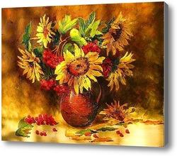 Картина Цветы солнца