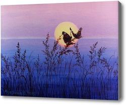 Картина Танцующие с ветром