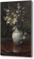 Картина Ветки в керамической вазе