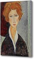 Картина Портрет женщины, 1917-18