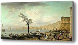 Картина Неаполитанский залив