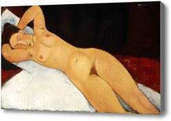 Картина Обнаженная, 1917