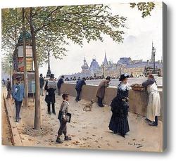 Картина Новый мост