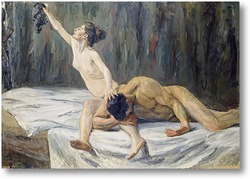 Картина Самсон и Далила