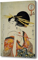 Картина Utamaro003