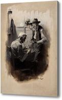 Картина Иллюстрация к рассказу