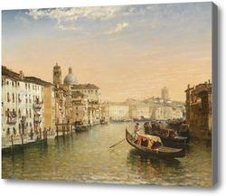 Картина Большой канал, Венеция, 1897