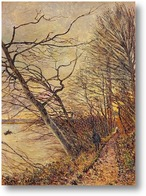 Картина Пейзаж в Вене-Надоне