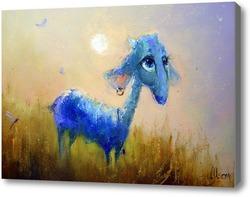 Картина Та ещё овца