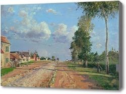 Картина Дорога в Версаль