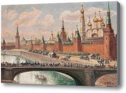 Купить картину Москва