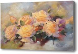 Картина Королева цветов