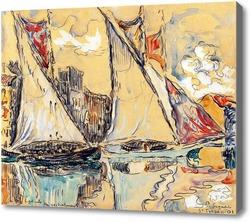 Картина Сен-Тропе