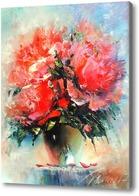 Картина Цветы страсти.
