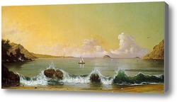 Купить картину Залив в Рио де Жанейро