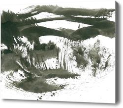 Картина май, абстрактный 2