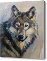 Картина Волк, серый волк