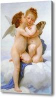 Картина Ангельский поцелуй