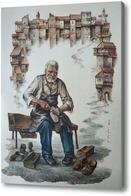 Картина Сапожник