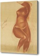 Картина Женский торс