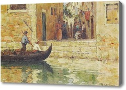 Картина Венеция, Уильямс Террик