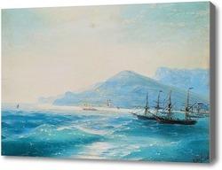 Купить картину Бирюзовое море
