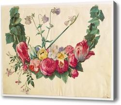Картина Цветочный горшок