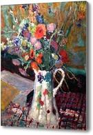 Картина Букет полевые цветы