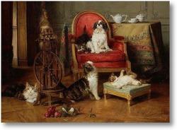 Картина Главная собака