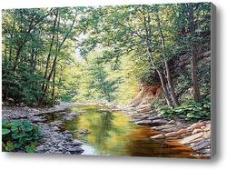 Картина Река Папайка