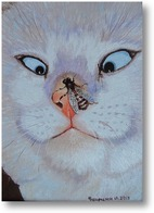 Картина Пчелка